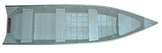 canoa do bico convencional